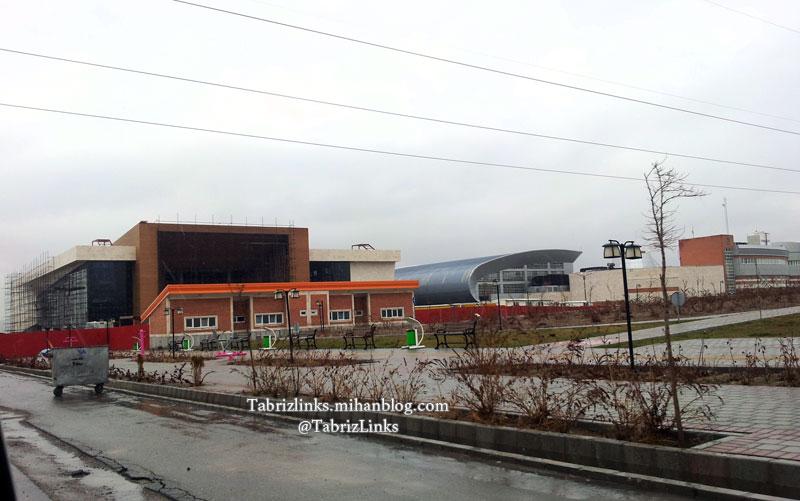 مرکز همایش تبریز