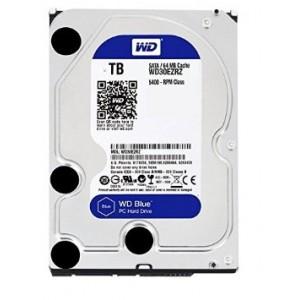 هارد دیسک اینترنال وسترن دیجیتال سری آبی ظرفیت 6 ترابایت + 64 مگابایت کش