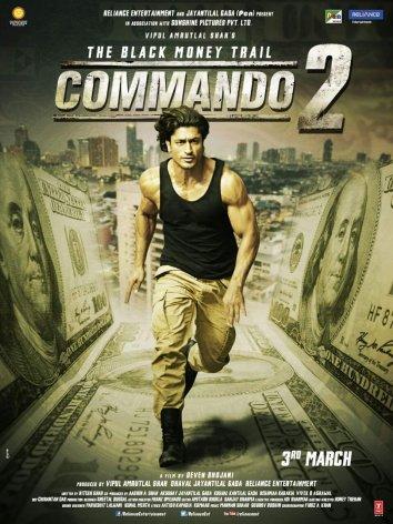 دانلود فيلم COMMANDO 2 (2017) - دانلود رایگان فیلم با لینک مستقیم - COMMANDO 2 (2017)