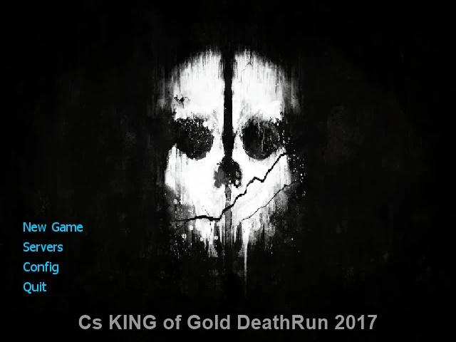 دانلود کانتر استریک KING of Gold DeathRun 2017 برای کامپیوتر