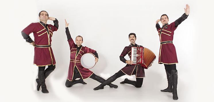 مجموعه فیلم های زیبای رقص آذری (سری اول)