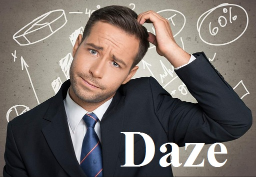 گیج – Daze - آموزش لغات کتاب ۵٠۴ – English Vocabulary – کدینگ لغات ۵٠۴