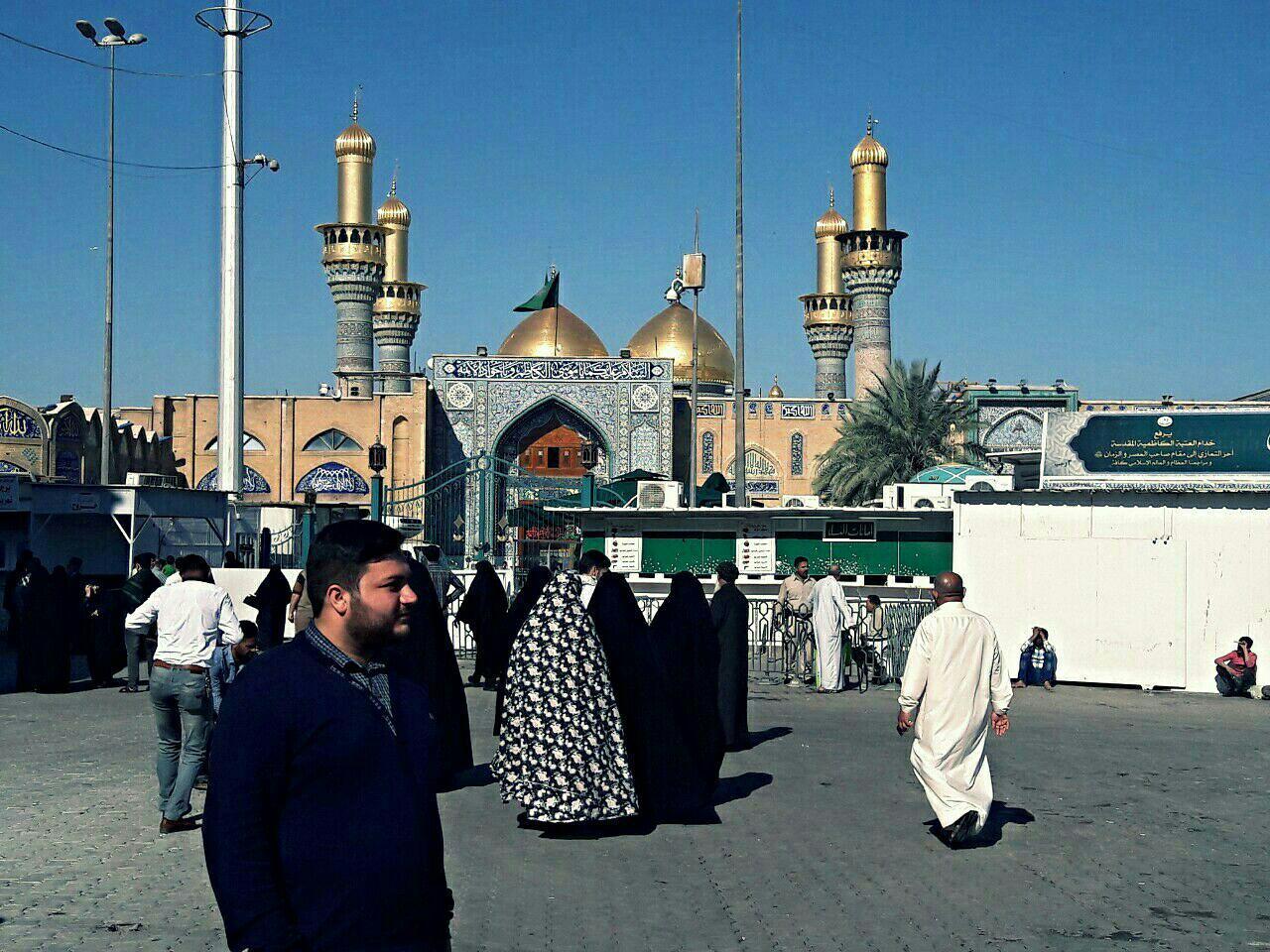 عکس های زیبا و ناب از حرم امام موسی کاظم (ع)