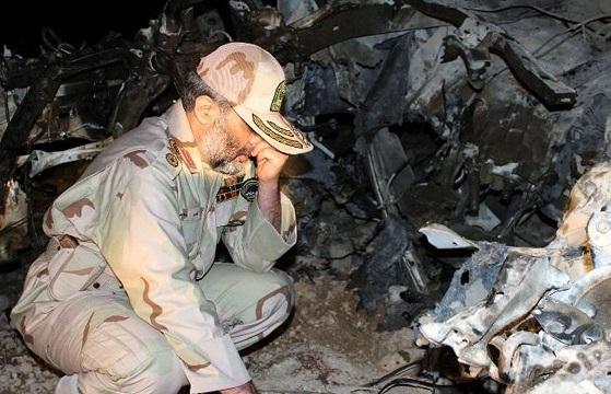 پیام تسلیت شمس الله شریعت نژاد  به مناسبت شهادت مرزبانان ایرانی بدست تروریست ها