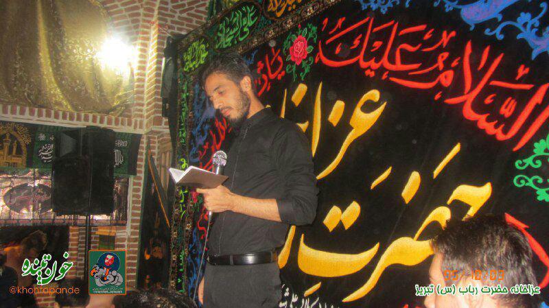 کربلایی بهنام محمدی | هفتگی (۹۶/۱/۱۹) | دلسوختگان مهدی فاطمه(عج)زنجان