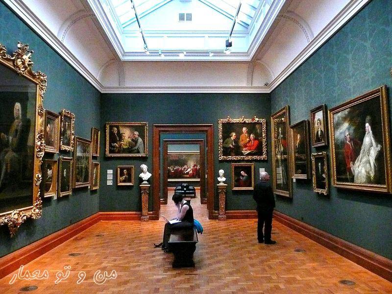 گالری هنری خارجی