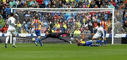 نتیجه بازی رئال مادرید و والنسیا 9 اردیبهشت 96 + خلاصه بازی