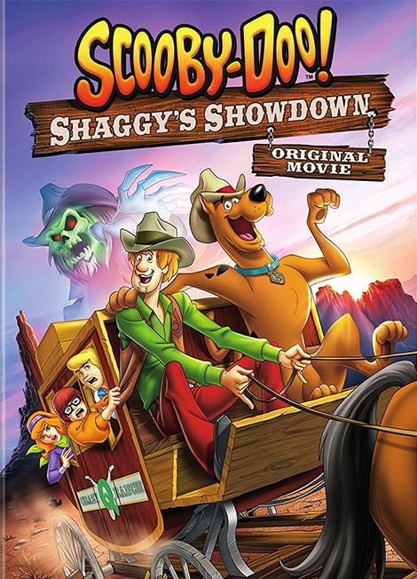 دانلود رایگان فیلم Scooby Doo Shaggys Showdown 2017