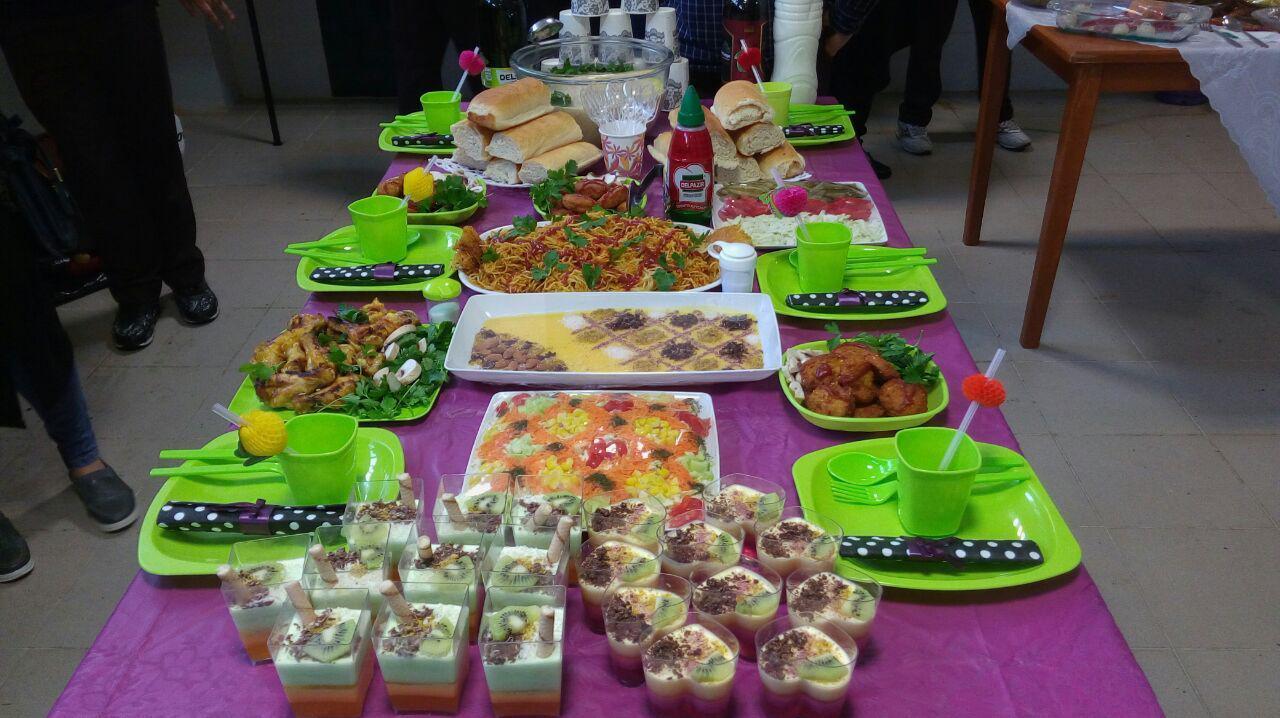 گزارش تصویری از جشنواره غذا