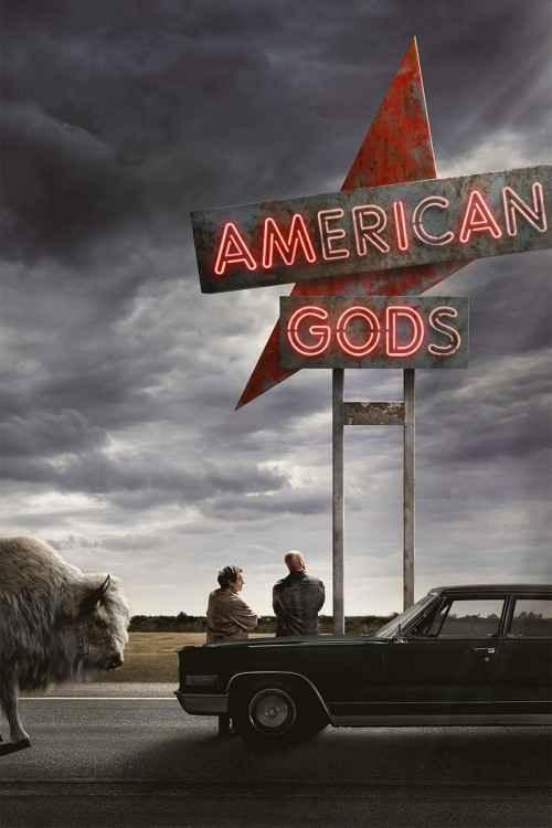دانلود سریال ۲۰۱۷ American Gods