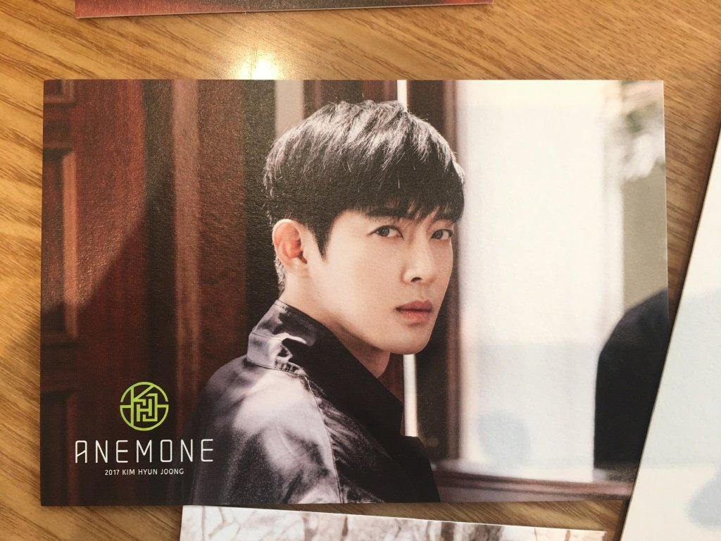 [Photobook] Kim Hyun Joong Anemone FM in Seoul [2017.04.29]