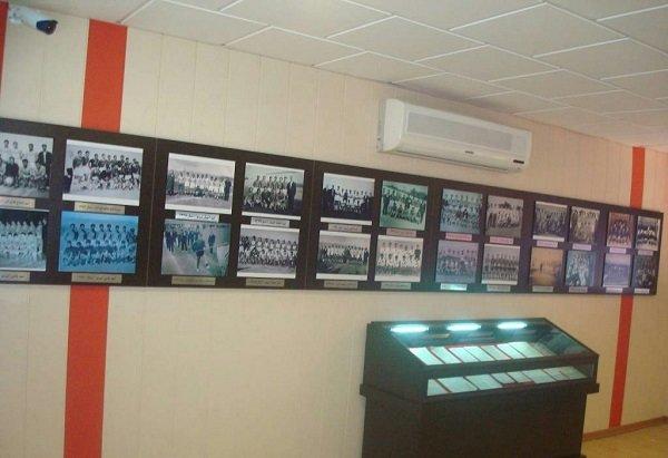 موزه فوتبال تبریز