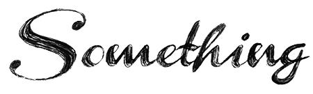 ساخت جمله با Something