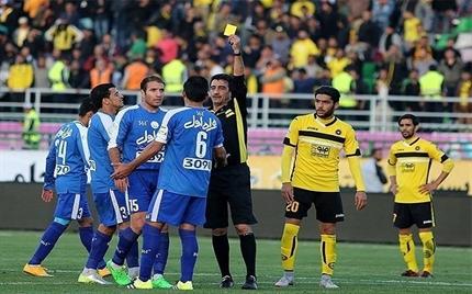 نتیجه بازی استقلال و سپاهان 14 اردیبهشت 96 + خلاصه بازی