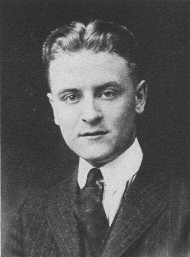 اسکات فیتز جرالد - F. Scott Fitzgerald
