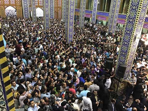 آیینه یزد - آیا درسال 91 عزت ملی ایرانیان بیشتر بود یا امروز احساس عزت میکنید؟