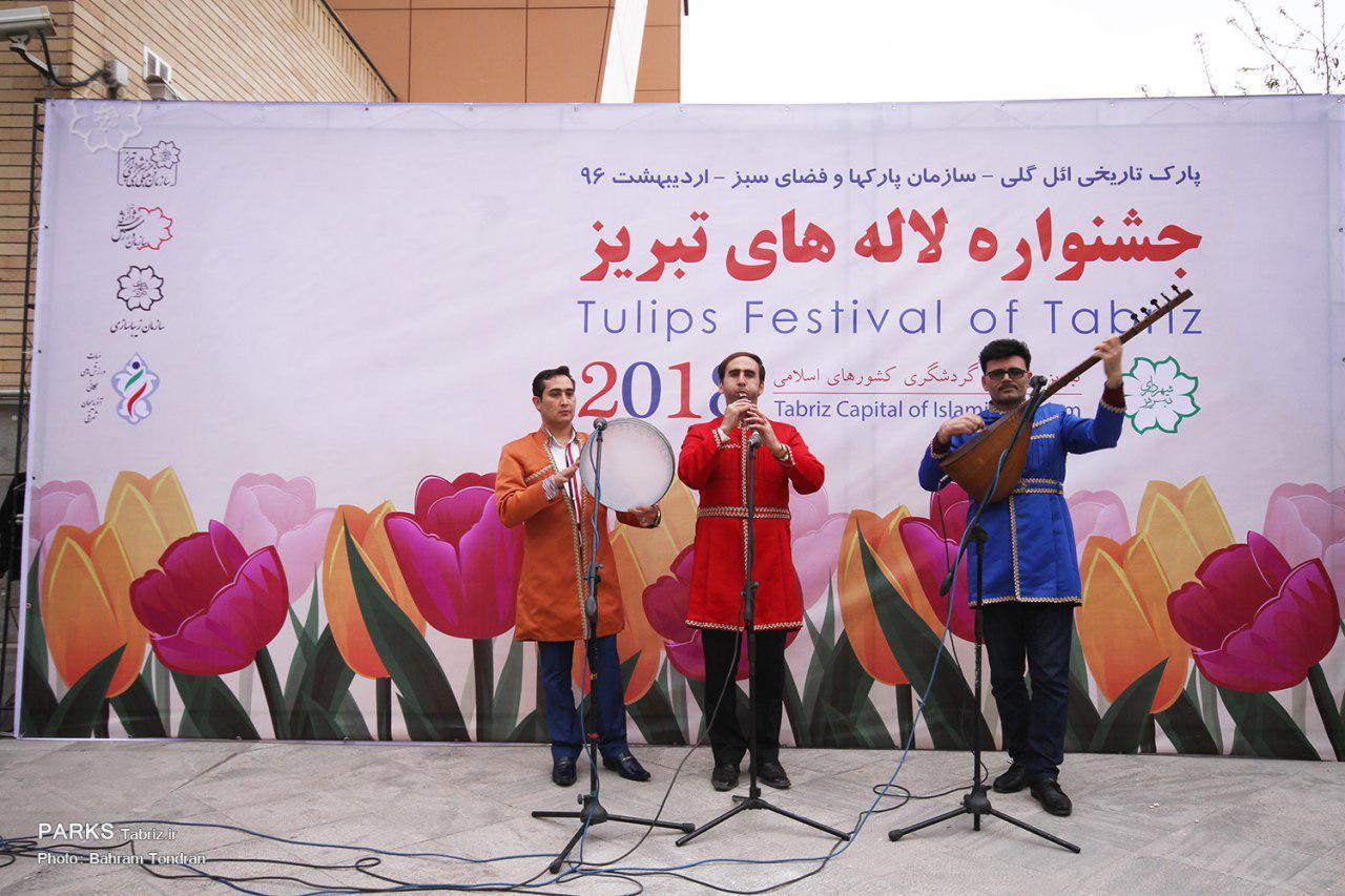 جشنواره لاله تبریز