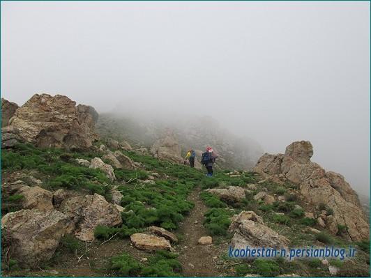 قله شاه کرم از ولیان