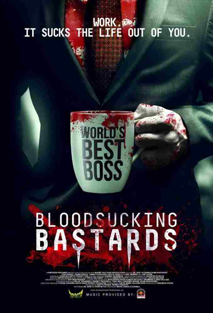 فیلم Bloodsucking Bastards 2015