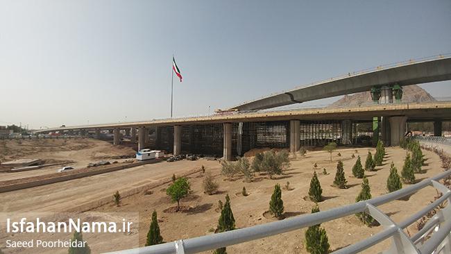 پل استقلال اصفهان