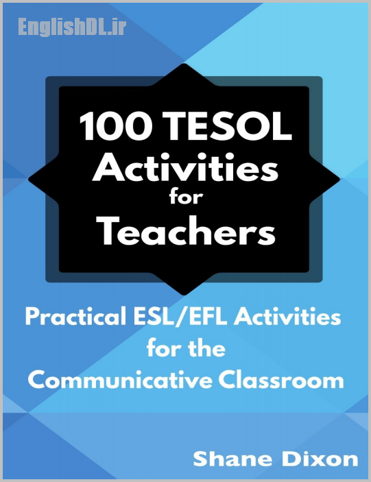 کتاب TESOL Activities for Teachers