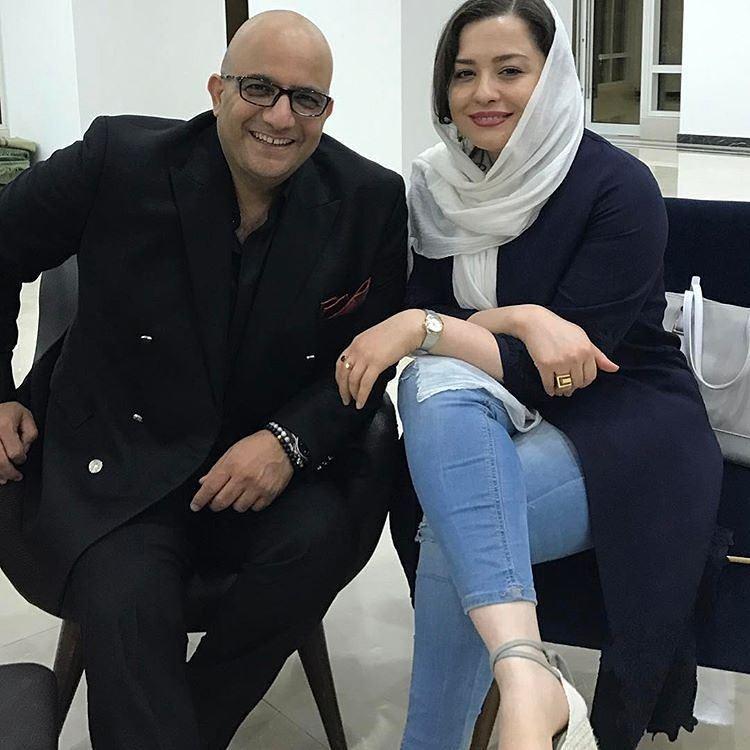 عکس مهراوه شریفی نیا در کیش