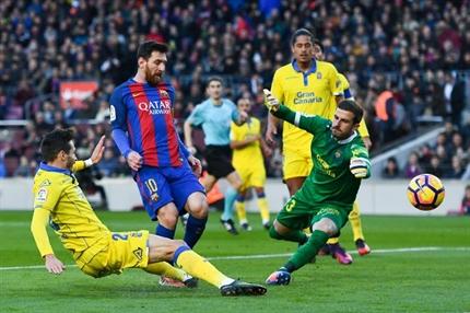 نتیجه بازی بارسلونا و لاس پالماس 24 اردیبهشت 96 + خلاصه بازی