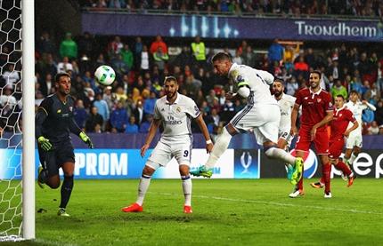 نتیجه بازی رئال مادرید و سویا 24 اردیبهشت 96 + خلاصه بازی