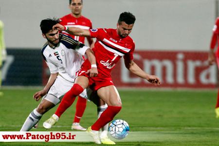 خلاصه و نتیجه بازی پرسپولیس و لخویا قطر 2 داد 96