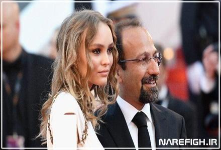 فیلم لحظه حضور اصغر فرهادی در جشنواره کن 2017 + دانلود کلیپ