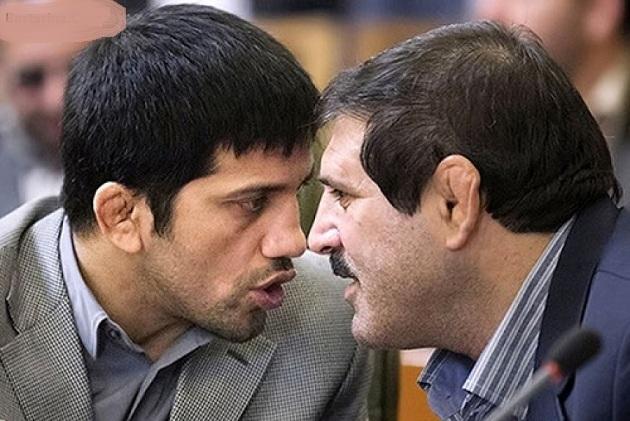 دانلود فیلم دعوا و درگیری فیزیکی علیرضا دبیر و عباس جدیدی + عکس