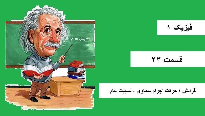 آموزش فیزیک هالیدی 1 - قسمت 23