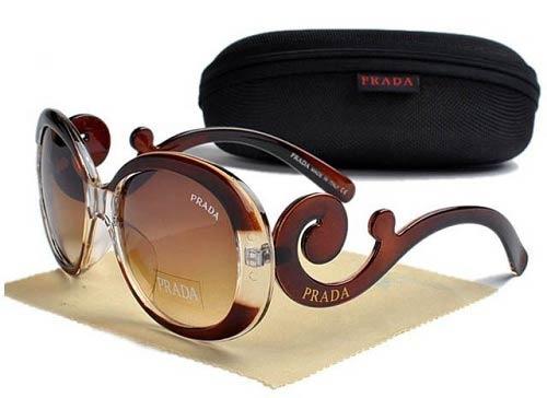 فروشگاه خرید اینترنتی عینک آفتابی طرح Prada ladies