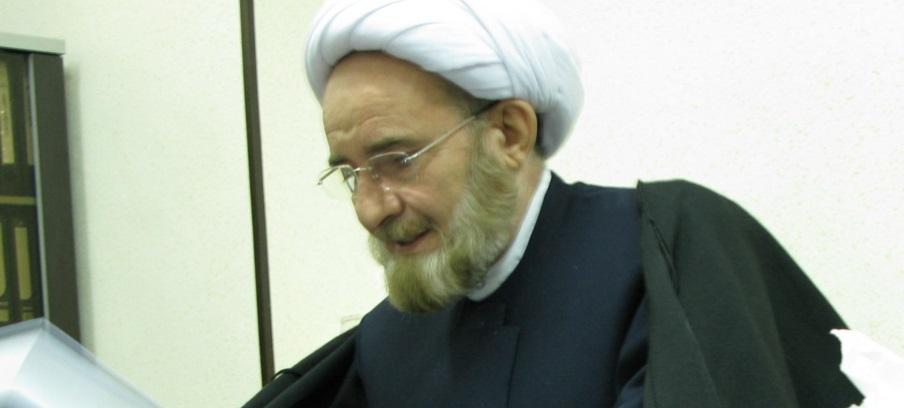 سماحة الشيخ علي الكوراني