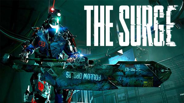 کرک سالم بازی The Surge