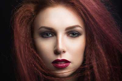 چگونه از خراب شدن آرایش درگرما جلوگیری کنیم