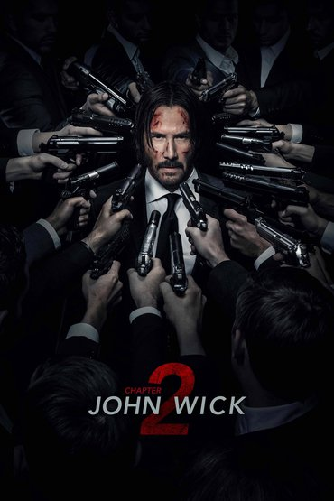 دانلود فیلم ۲۰۱۷ John Wick: Chapter 2