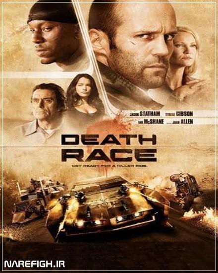 دانلود فیلم سینمایی Death Race 2008 دوبله فارسی + کیفیت 1080P