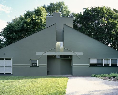 بیوگرافی و معماری ماریو بوتا معمار معاصر غربی