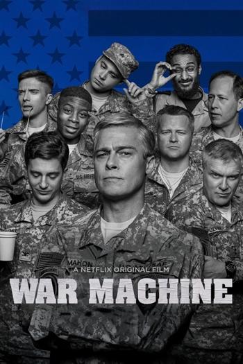 دانلود رایگان فیلم War Machine 2017