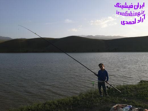 عکسهای ماهیگیری.تصاویر ارسالی