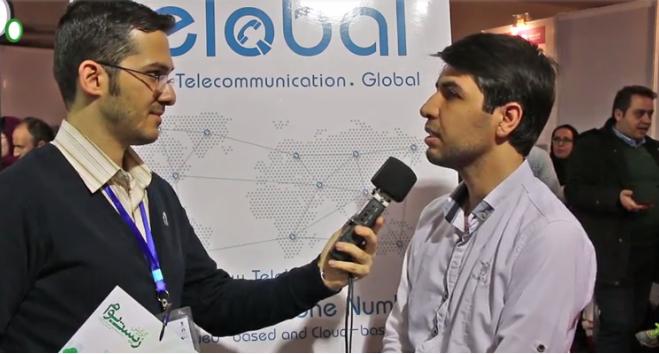 مصاحبه با استارتآپ تلوبال، مرکز تماس یکپارچه