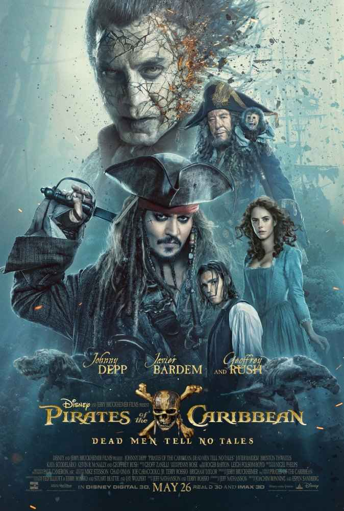 دانلود فیلم Pirates of the Caribbean: Dead Men Tell No Tales 2017