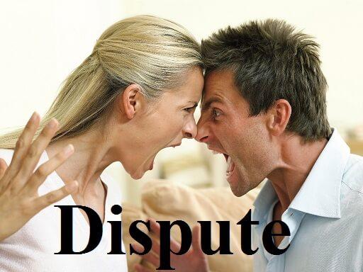 بحث – Dispute – آموزش لغات کتاب ۵٠۴ – English Vocabulary – کدینگ لغات ۵٠۴