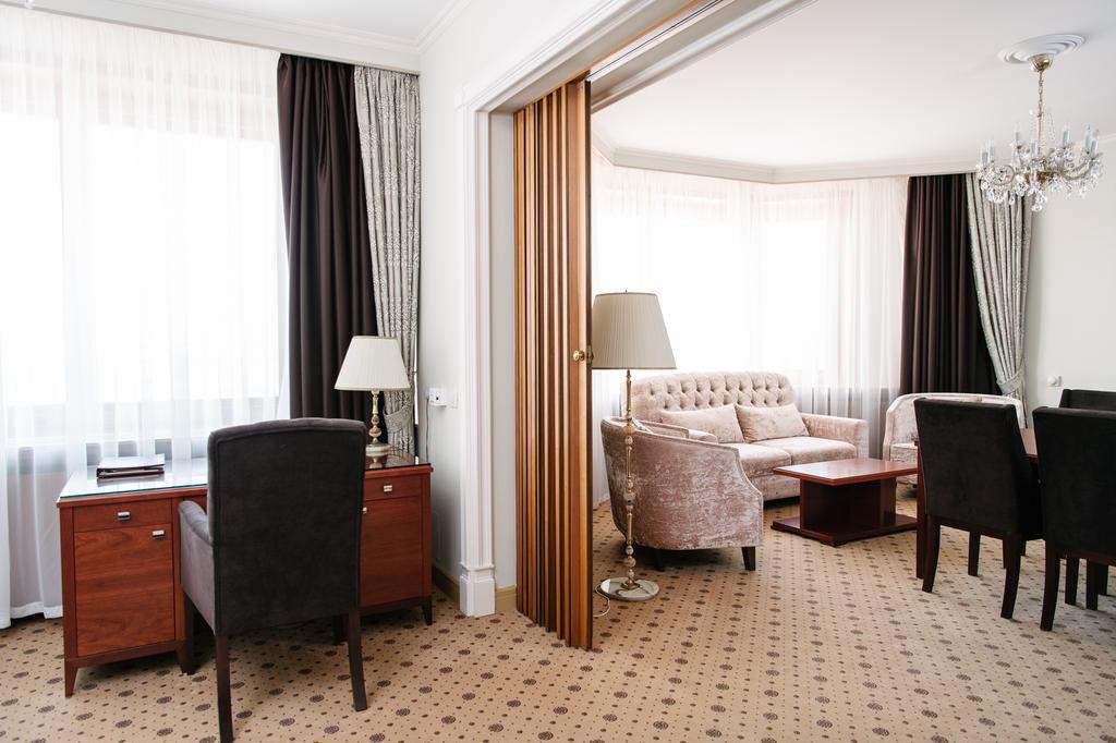 تور روسیه هتل پرزیدنت مسکو