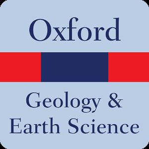 دیکشنری زمین شناسی