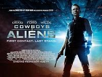 دانلود فیلم گاوچران ها و بیگانگان - Cowboys & Aliens 2011