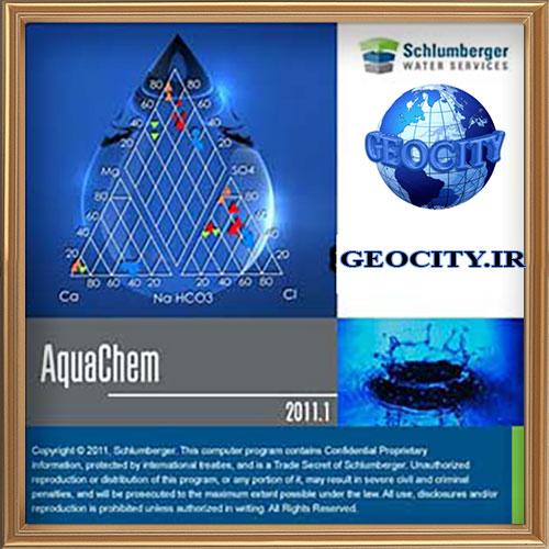 دانلود نرم افزار 2011.1 AquaChem تحلیل شیمیایی آب