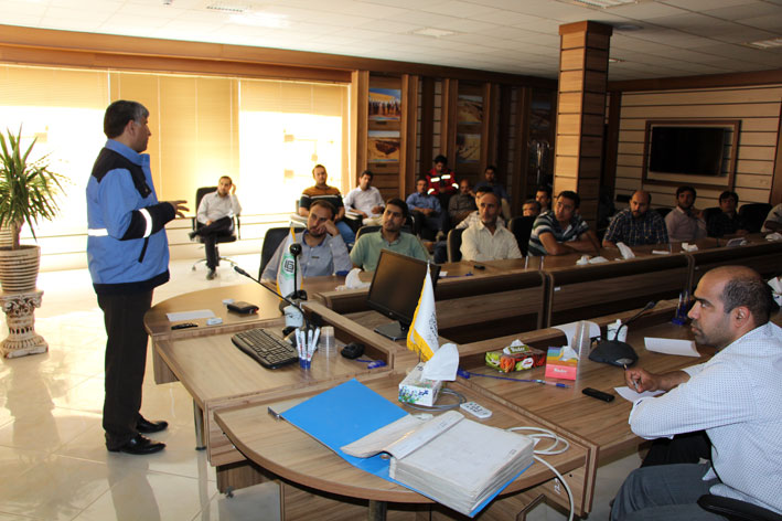رضا نیک پیام، ایمنی برق ،Reza Nikpayam، آموزش ایمنی برق