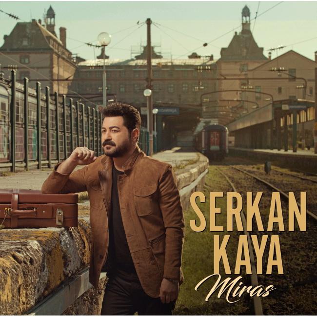Serkan Kaya - Miras [2017] Full Albüm